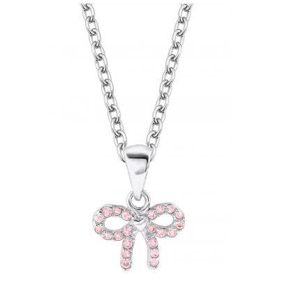 Prinzessin Lillifee 2024370 Silber Kinder-Halskette Schleife 4056867015714