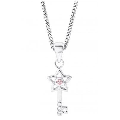 Prinzessin Lillifee 2024367 Kinder-Halskette Schlüssel mit Stern 4056867015691