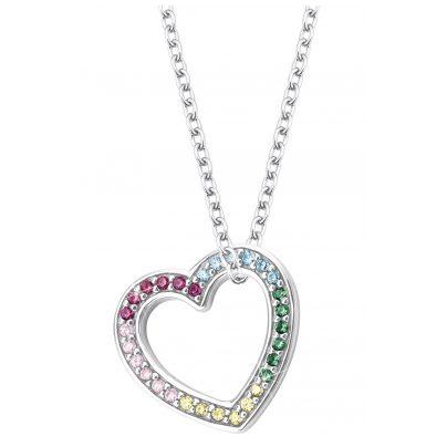Prinzessin Lillifee 2027903 Silber Kinder-Halskette Herz 4056867022330