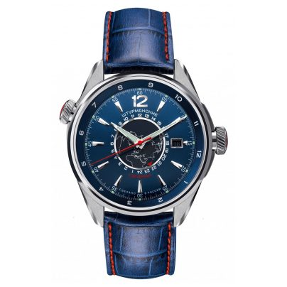 Sturmanskie 2432-4571789 Gagarin Sports Automatik Herrenuhr 4260157446809