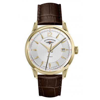 Sturmanskie 2416/1866997 Open Space Uhr für Herren Automatik 4260157447332