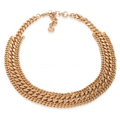 TOV Essentials 1259.004 Halskette 3 Types of Chains 8718885250411