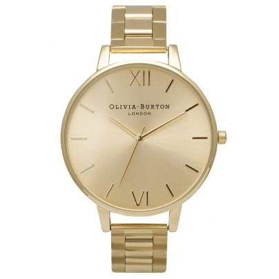 Olivia Burton OB13BL08BS Big Dial Ladies Watch 5060213303324