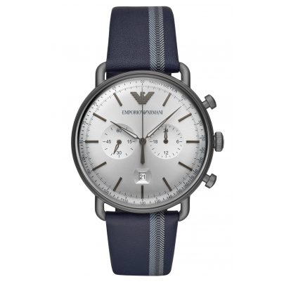 Emporio Armani AR11202 Men´s Wristwatch Chronograph 4013496294552