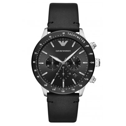 Emporio Armani AR11243 Men´s Watch Chronograph 4013496528480