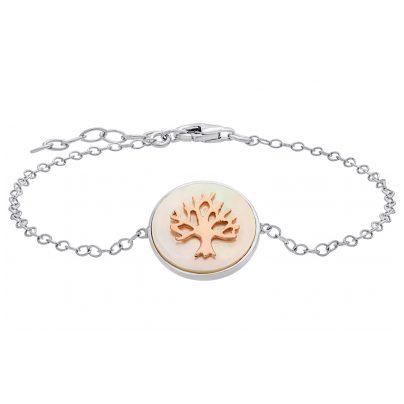 Julie Julsen JJBR0620.8 Damen-Armband Lebensbaum Silber 9120098051775