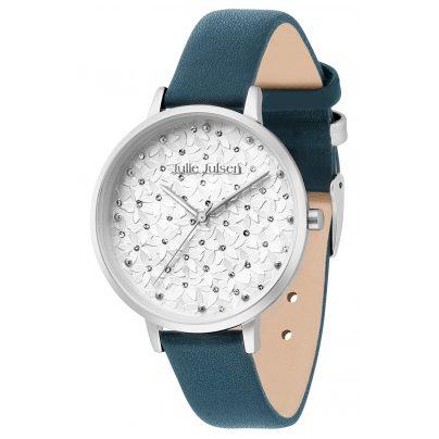Julie Julsen JJW1066SL-12 Damen-Armbanduhr Blüten Ø 36 mm 9120098051386