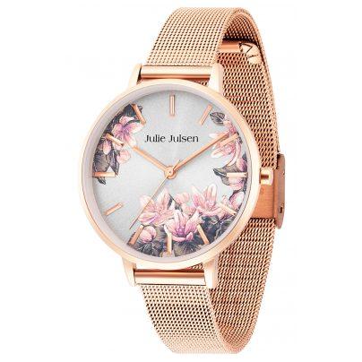 Julie Julsen JJW1211RGME Damen-Armbanduhr Blossom Ø 36 mm 9120098051546