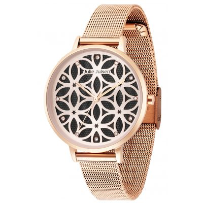 Julie Julsen JJW1235RGME Damen-Armbanduhr Flower Of Life Ø 38 mm 9120098051584