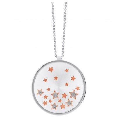 Julie Julsen JJNE0627.1 Damen-Halskette mit Anhänger Stars Silber 925 9120098051959
