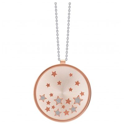 Julie Julsen JJNE0627.2 Stars Pendant Necklace Silver 925 9120098051966
