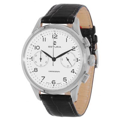 Estura 5050-04 Herren-Chronograph Mr. Matchpoint 4260435350316