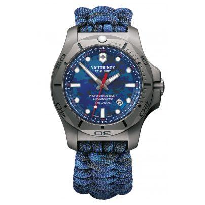 Victorinox 241813 Herrenuhren-Set I.N.O.X. Professional Diver Titanium 7630000733139