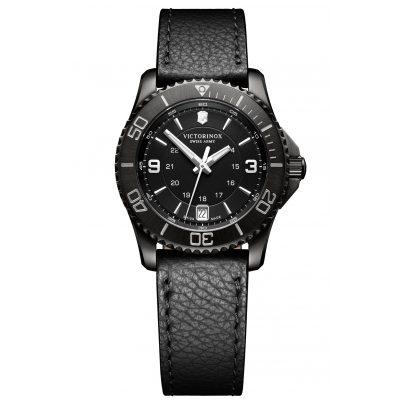 Victorinox 241788 Maverick Small Black Edition Watch for Ladies 7630000727800