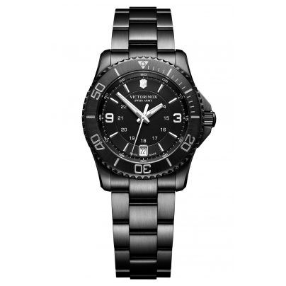 Victorinox 241799 Damenuhr Maverick Chrono Black Edition 7630000731692