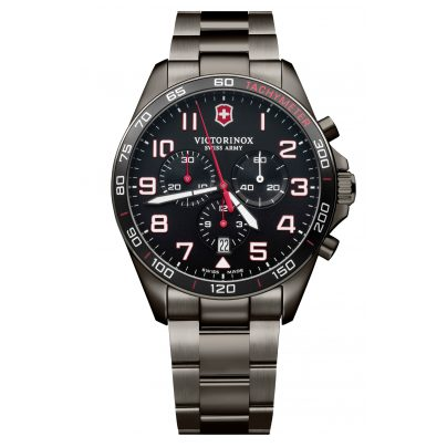 Victorinox 241890 Herrenuhr FieldForce Sport Chronograph Ø 42 mm 7611160089151