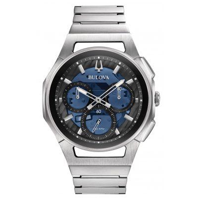 Bulova 96A205 Men's Watch Chronograph Curv 7613077558416