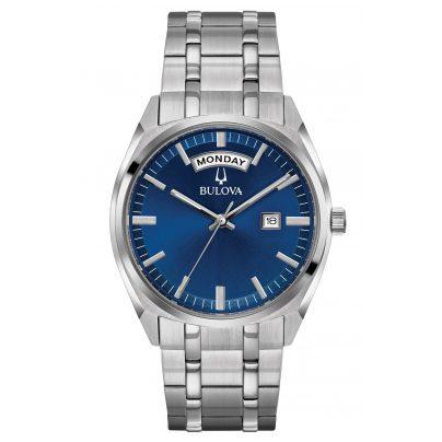 Bulova 96C125 Men's Watch Classic Day 7613077551806