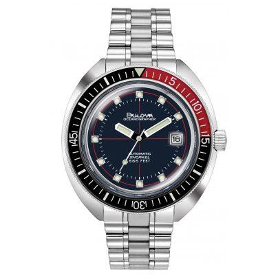 Bulova 98B320 Herren-Taucheruhr Oceanographer 7613077559994