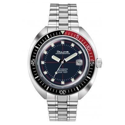 Bulova 98B320 Men's Diving Watch Oceanographer 7613077559994