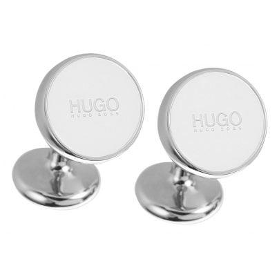 Hugo 50323059 E-Color Manschetten-Knöpfe Open White 4021417456705