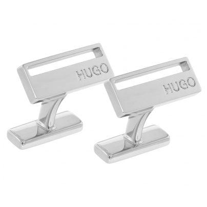 Hugo 50389144 Manschettenknöpfe E-Seethrough 4021402220427