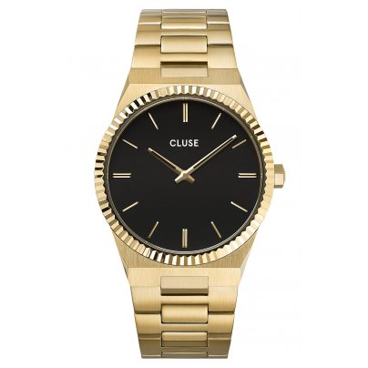 Cluse CW0101503007 Men's Watch Vigoureux gold / black 8719743376076