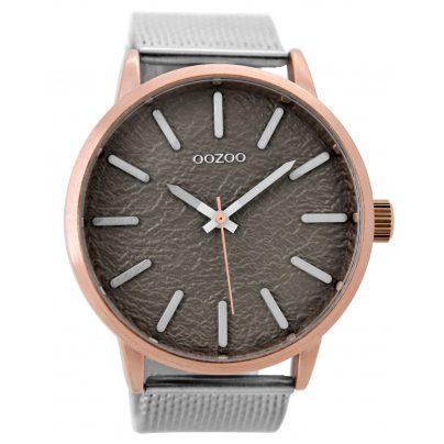 Oozoo C9232 Herrenuhr Silber/Grau 49 mm 9879012520636