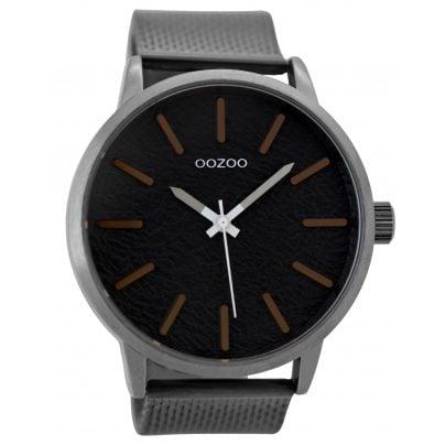 Oozoo C9233 Herrenuhr Dunkelgrau 49 mm 9879012520643