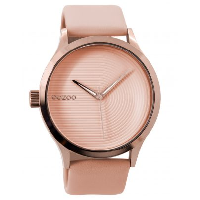 Oozoo C9431 Ladies Watch Rose/Softpink 44 mm 8719929000269