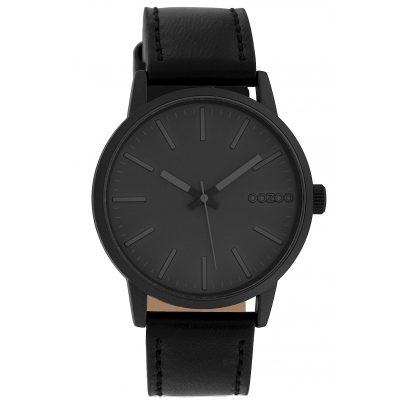 Oozoo C10019 Damenuhr Grau/Schwarz 40 mm 8719929010404