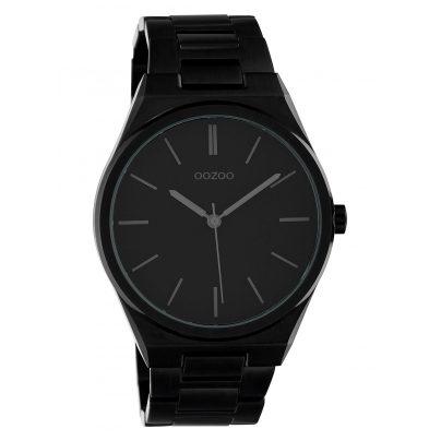 Oozoo C10339 Men's Watch with Steel Bracelet Ø 40 mm Black 8719929014488
