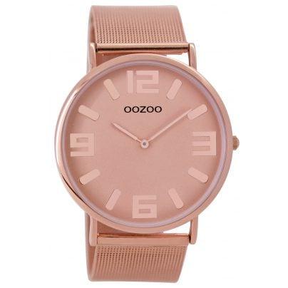 Oozoo C8883 Unisex Watch Rose 42 mm 9879012520148