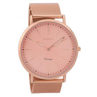 Oozoo C9357 Armband-Uhr Vintage Rosé 44 mm 8719929001969