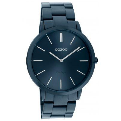 Oozoo C20102 Men's Watch Dark Blue Ø 42 mm 8719929017373