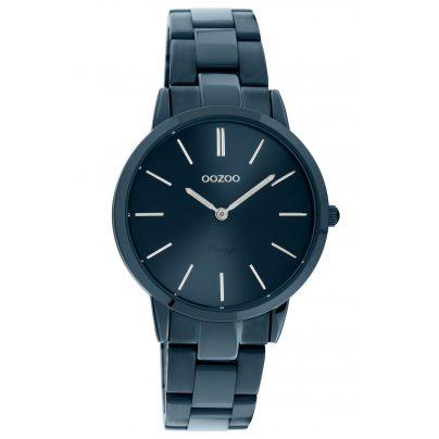 Oozoo C20108 Ladies' Watch Dark Blue Ø 34 mm 8719929017434