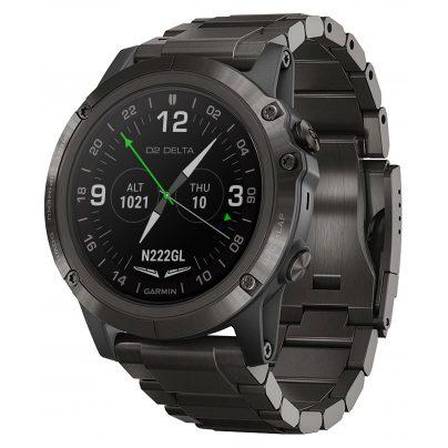 Garmin 010-01989-31 D2 Delta PX GPS-Pilotenuhr Smartwatch 0753759220020