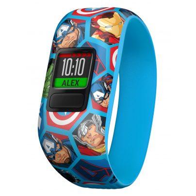 Garmin 010-01909-02 vivofit jr. 2 Marvel Avengers Activity Tracker for Kids 0753759187002