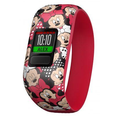 Garmin 010-01909-00 vivofit jr. 2 Minnie Mouse Activity Tracker for Kids 0753759186982