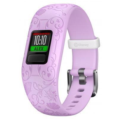 Garmin 010-01909-15 vivofit jr. 2 Princess Activity Tracker for Kids 0753759211417