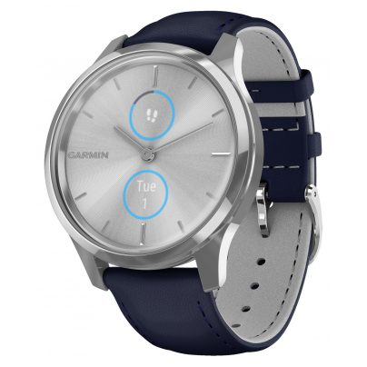 Garmin 010-02241-00 vivomove Luxe Smartwatch 0753759234508