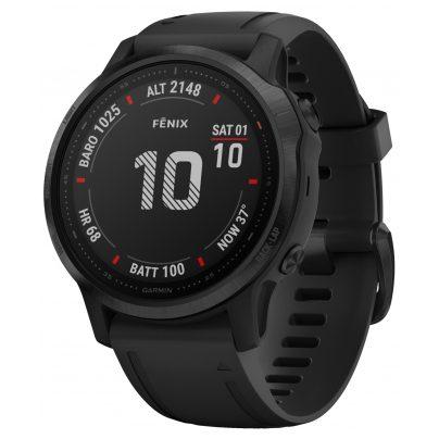 Garmin 010-02159-14 fenix 6S Pro Smartwatch Schwarz 42 mm 0753759232931