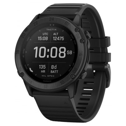Garmin 010-02357-01 Tactix Delta GPS Smartwatch Schwarz 0753759245290