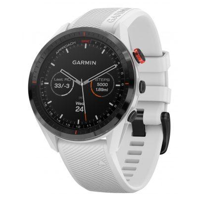 Garmin 010-02200-01 Approach S62 Golf Smartwatch Weiß 0753759254391