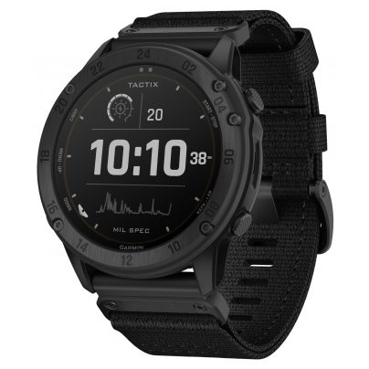 Garmin 010-02357-11 Tactix Delta Solar GPS Smartwatch Schwarz 0753759245320