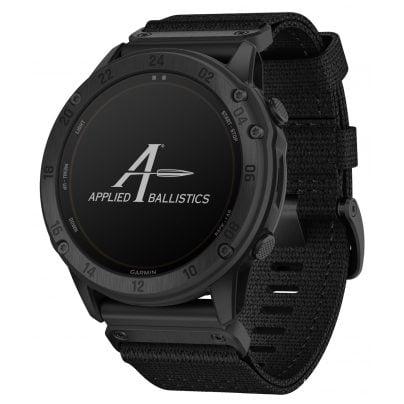 Garmin 010-02357-51 Tactix Delta Solar Smartwatch Ballistic Edition Schwarz 0753759246532