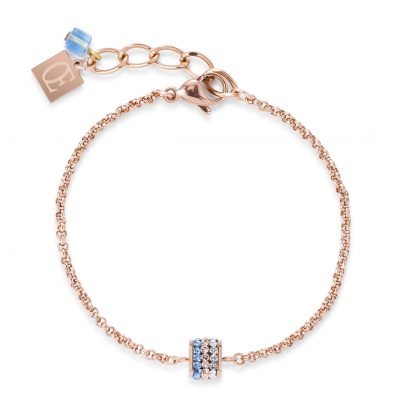 Coeur de Lion 4958/30-0700 Ladies´ Bracelet Blue 4251588302291