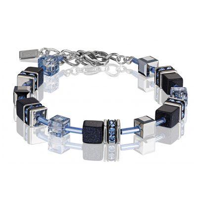 Coeur de Lion 4015/30-0721 Damen-Armband Nachtblau 4250409690883