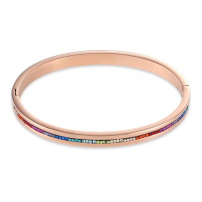 Coeur de Lion 0226/33-1500 Damen-Armreif Multicolor 4251588306121