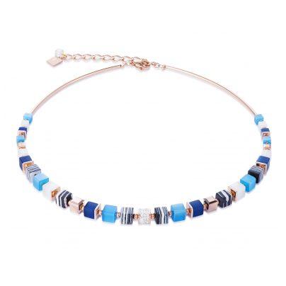 Coeur de Lion 4963/10-0706 Ladies´ Necklace Blue/Turquoise 4251588302697